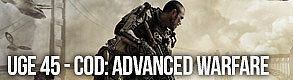 Uge 45 - Call of Duty: Advanced Warfare