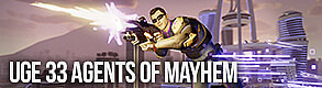Uge 33 Agents of Mayhem