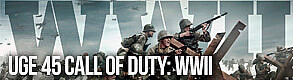 Uge 45 Call of Duty: WWII