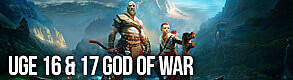 Uge 16 og 17 God of War