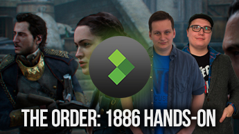 The Order: 1886 hands-on