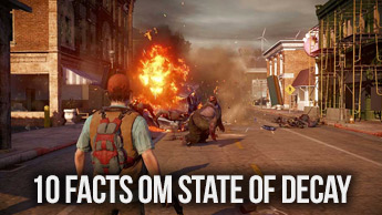 10 facts om State of Decay