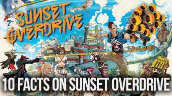 10 facts om Sunset Overdrive