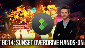 GC14: Sunset Overdrive hands-on