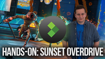 Sunset Overdrive hands-on