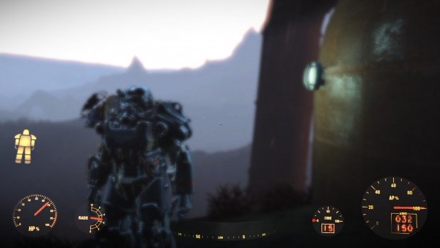 Fallout 4 underwater 2