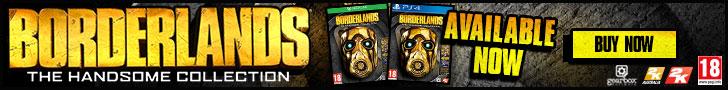 Borderlands Handsome Collection 728 post