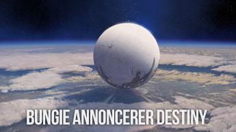 Bungie annoncerer Destiny