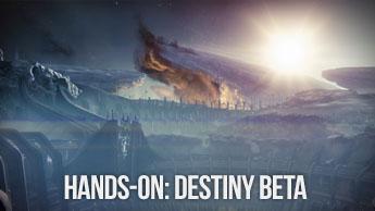 Hands-on: Destiny Beta