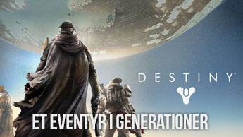 Destiny: Et eventyr i generationer