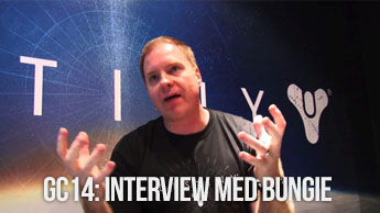 GC14: Interview med Bungie