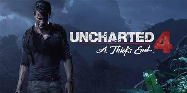 uncharted 4 - 2016