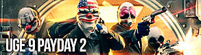 Uge 9 Payday 2