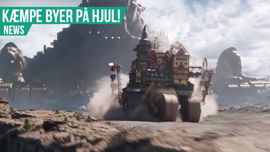10 facts om Mortal Engines