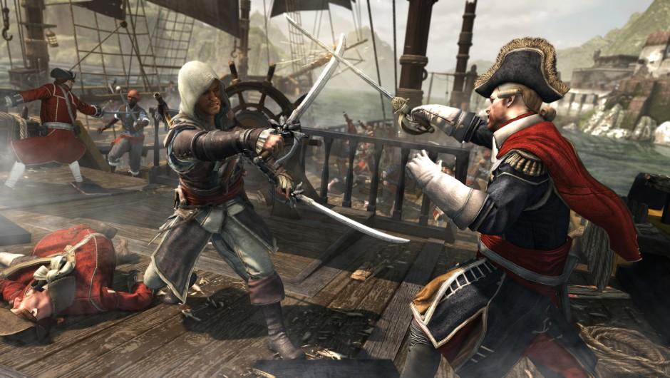 Anmeldelse: Assassin's Creed 4: Black Flag