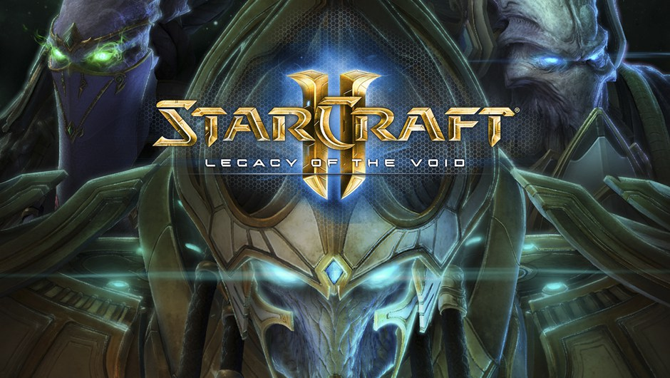 Star Craft II: Legacy of the Void