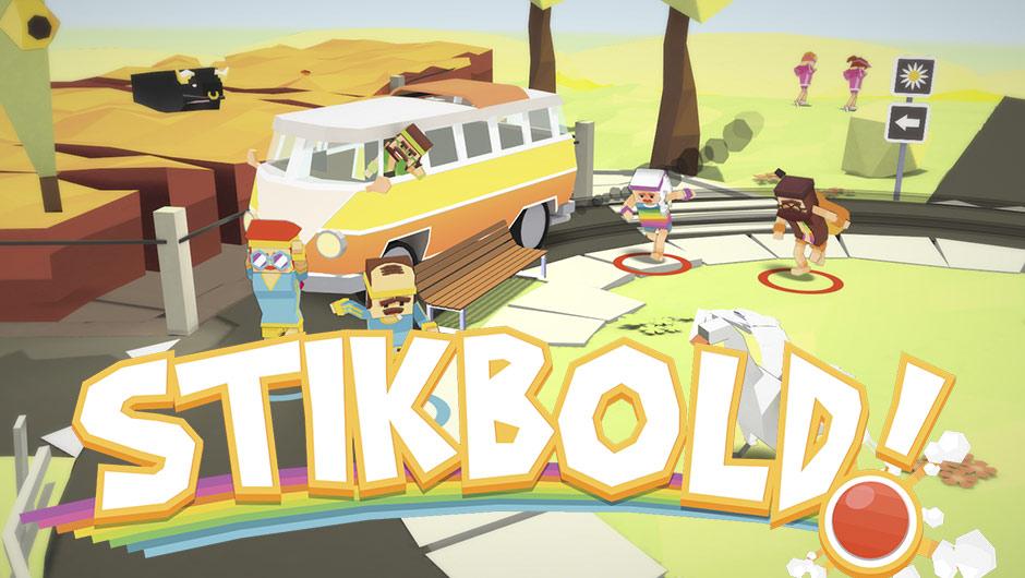 Stikbold! livestream