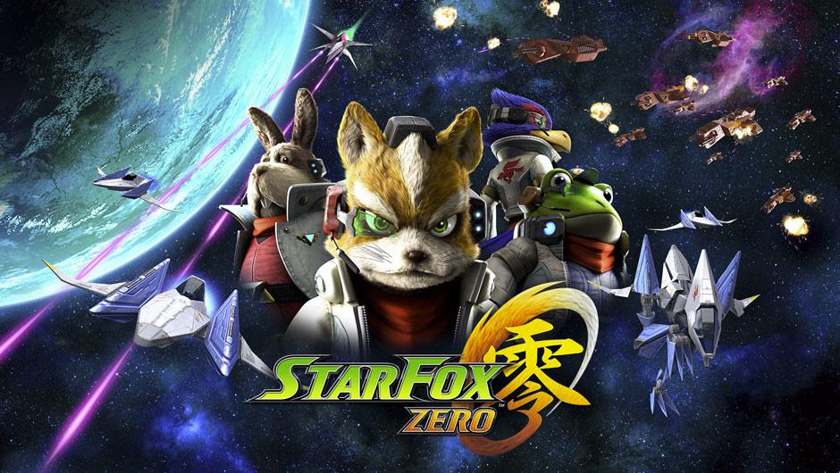 Star Fox Zero livestream