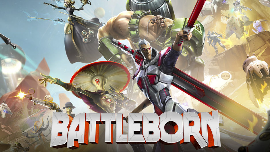 Battleborn stream konkurrence
