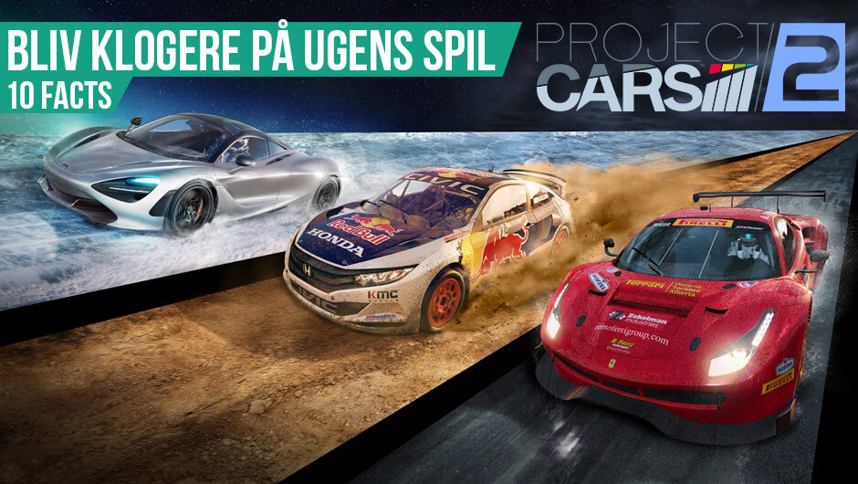 10 facts om Project Cars