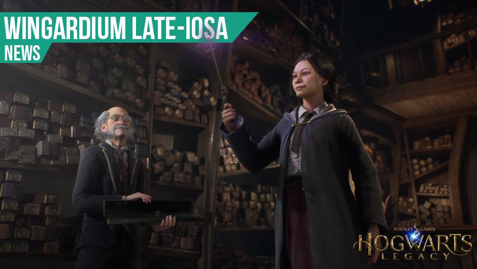 Harry Potter RPG forsinket til 2022