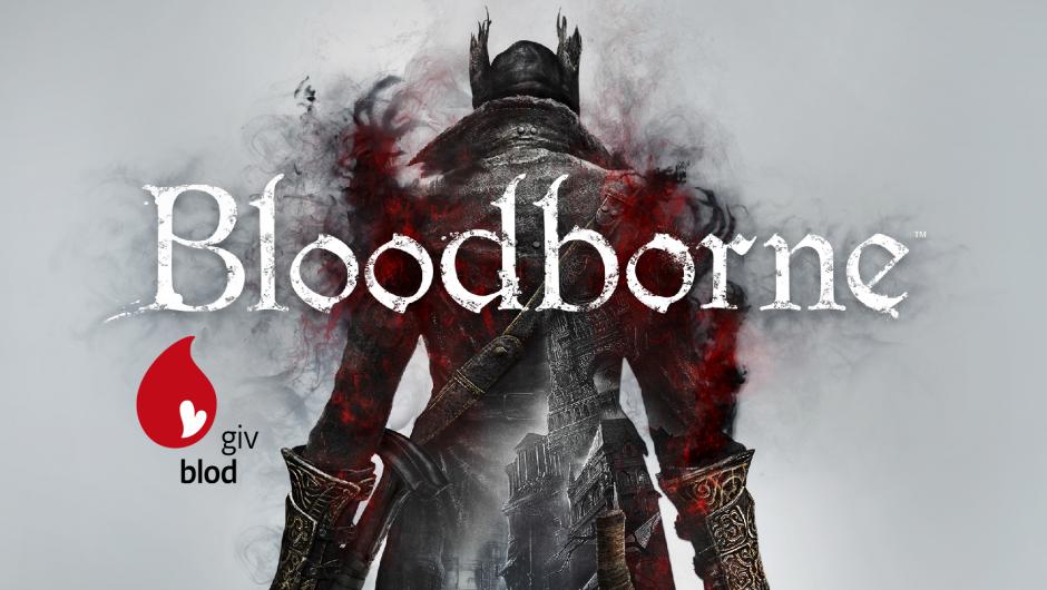 Giv blod, få et spil!
