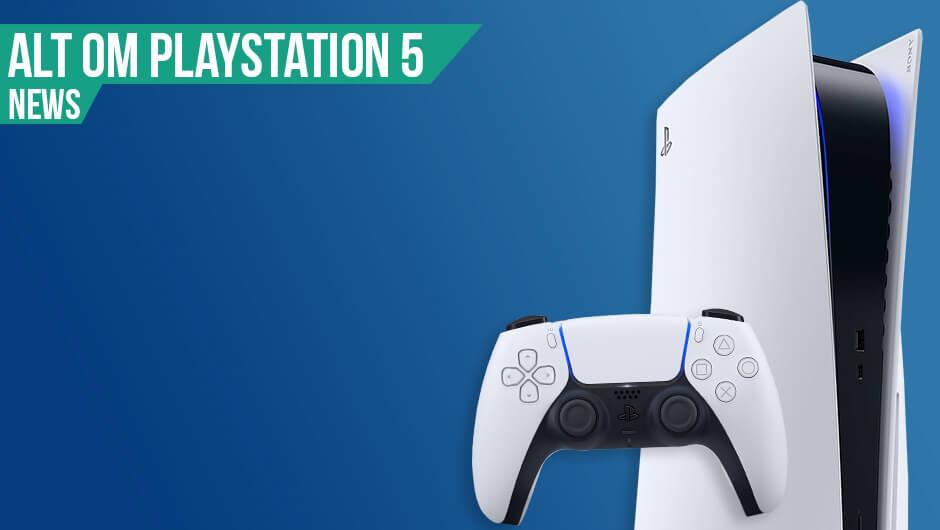 PlayStation 5 - det ved vi!