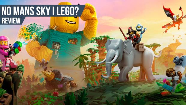 Anmeldelse af LEGO Worlds