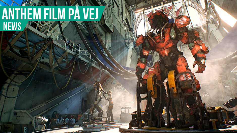 Anthem får live action film