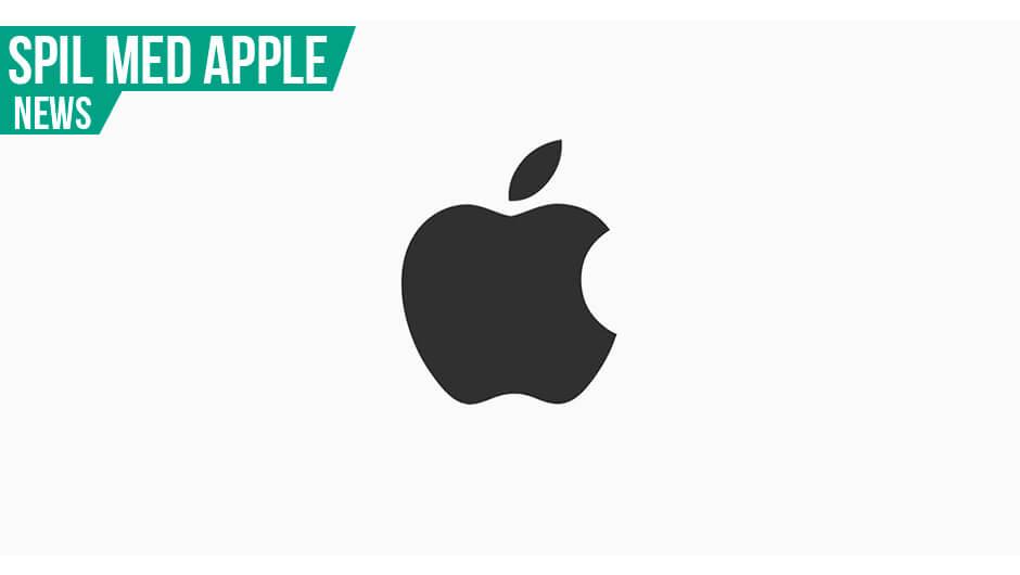 Apple planlægger spilservice