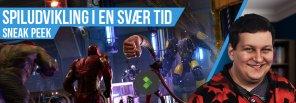 Marvel's Avengers vs. COVID-19