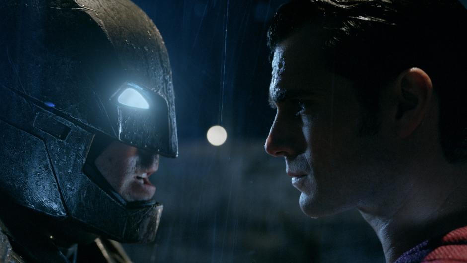 Filmkonkurrence: Batman v Superman