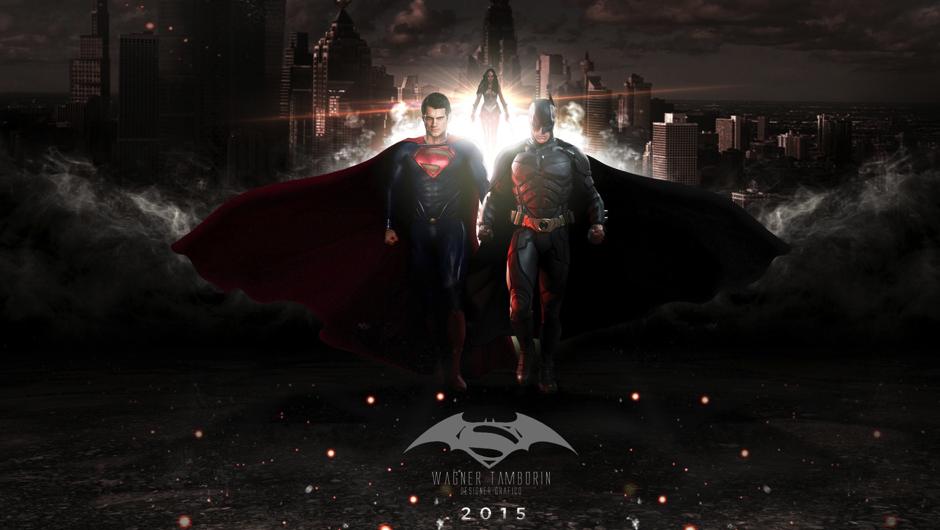 10 facts om Batman v Superman: Dawn of Justice