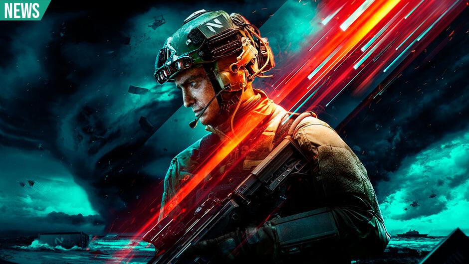 Battlefield 2042 udskudt