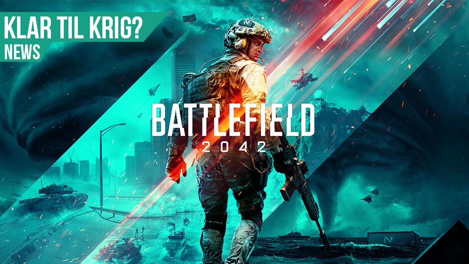 Der er knald på i Battlefield 2042!