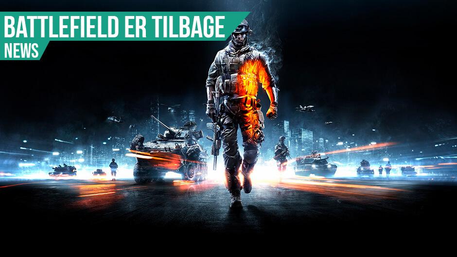 Battlefield reboot!