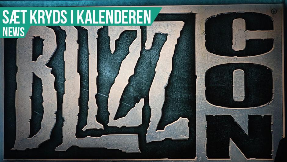 Blizzard sætter dato på BlizzConlive