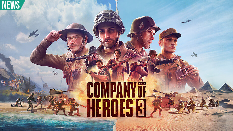 Company of Heroes 3 afsløret