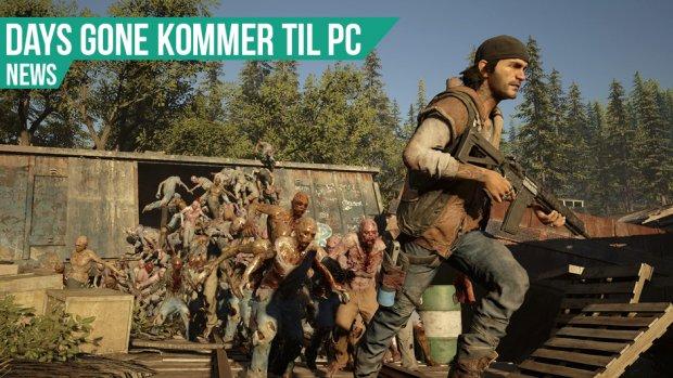 Flere PlayStation eksklusiver til PC