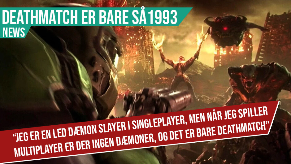 Doom uden deathmatch