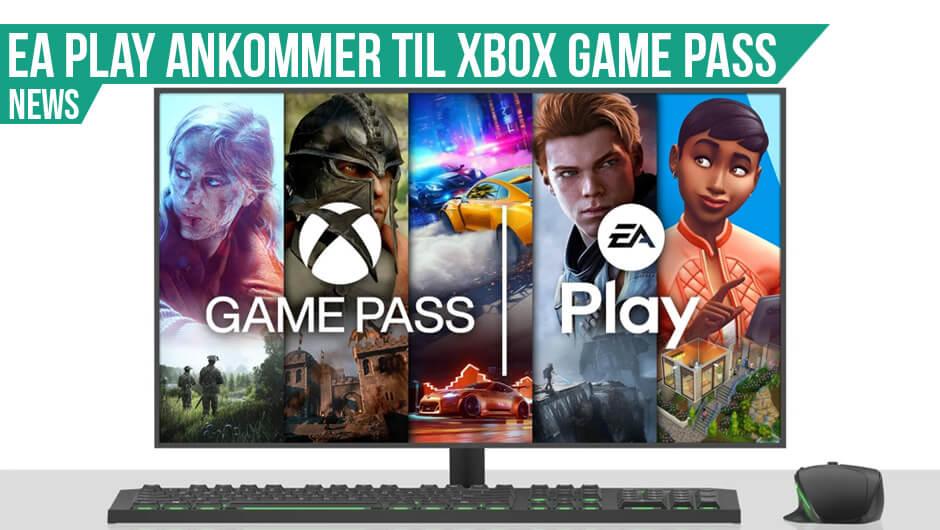 EA lander i Xbox Game Pass til PC