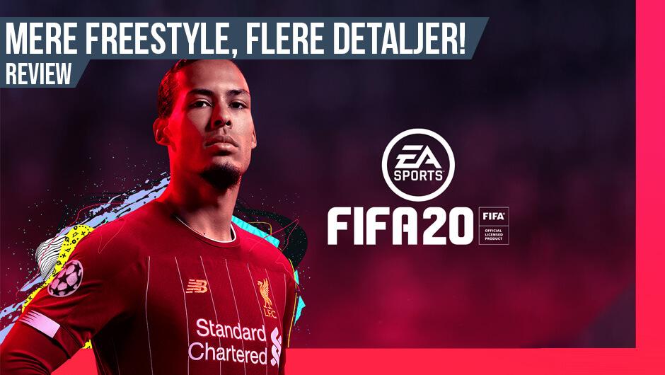 Anmeldelse: FIFA 20