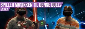 Daniel vs. Lennart: Beat Saber