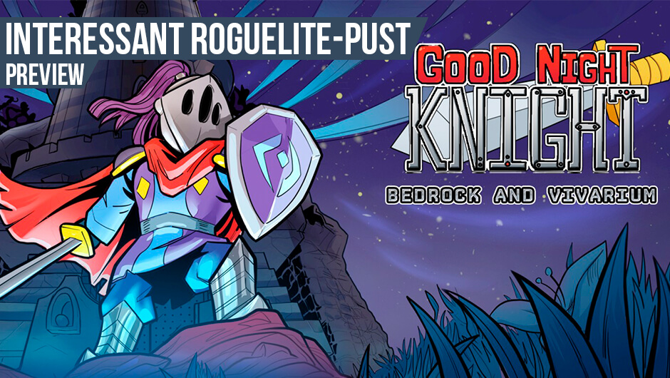 Preview: Good Night, Knight
