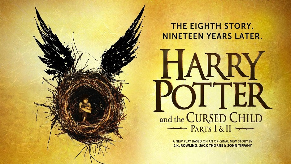 den nye harry potter bog