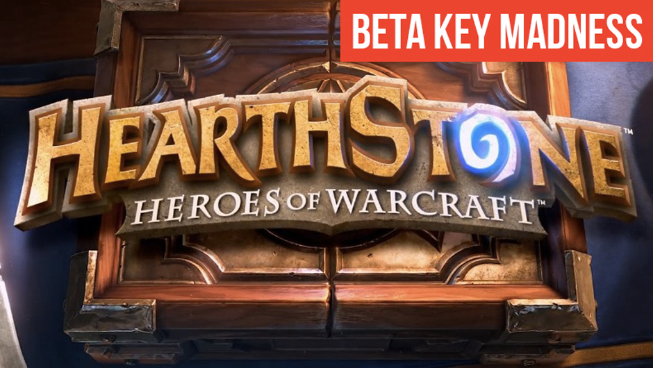 Hearthstone beta key give-away