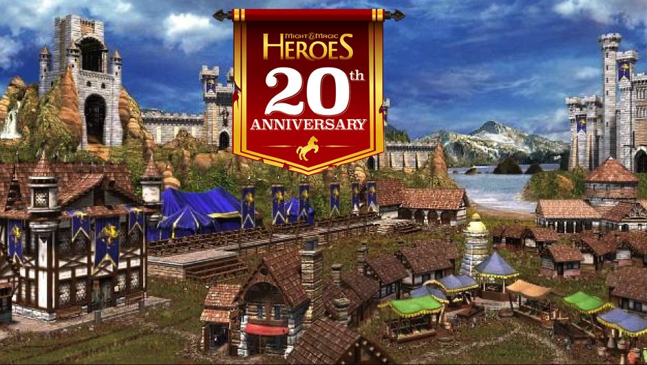 20 år med Might & Magic
