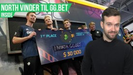 Inside esport nyt - 08-02-2019 - North vandt til ggbet ice challenge THUMB
