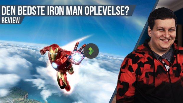 Anmeldelse: Iron Man VR