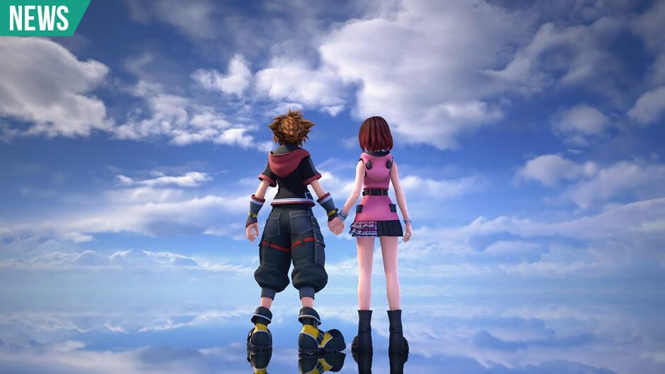 Kingdom Hearts kommer til Switch